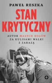 Stan krytyczny - Paweł Reszka - ebook