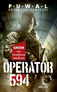 Operator 594 - Krzysztof Puwalski - audiobook