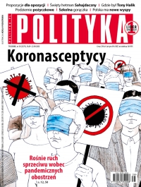 Polityka nr 38/2020 - Opracowanie zbiorowe - eprasa