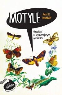 Motyle. Opowieści o wymierających gatunkach - Josef H. Reichholf - ebook