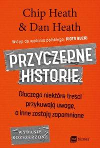 Przyczepne historie - Chip Heath - ebook
