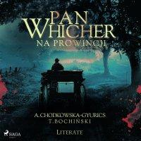 Pan Whicher na prowincji - Tomasz Bochiński - audiobook