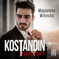Kostandin. Grzechy mafii - Magdalena Winnicka - audiobook