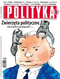 Polityka nr 39/2020 - Opracowanie zbiorowe - eprasa