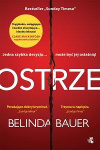 Ostrze - Belinda Bauer - ebook