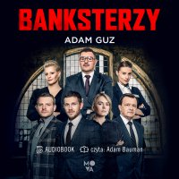 Banksterzy - Adam Guz - audiobook