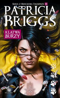 Klątwa burzy - Patricia Briggs - ebook