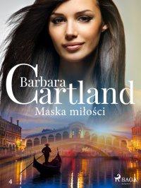 Maska miłości - Barbara Cartland - ebook