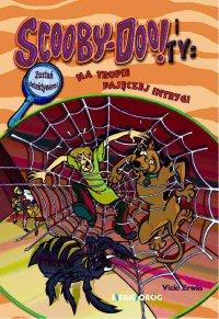Scooby-Doo! I Ty: Na tropie pajęczej intrygi - Vicki Erwin - ebook