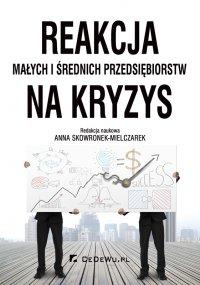 Reakcja małych i średnich przedsiębiorstw na kryzys - Anna Skowronek-Mielczarek - ebook
