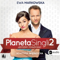 Planeta Singli 2 - Ewa Markowska - audiobook