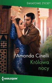 Królowa nocy - Amanda Cinelli - ebook