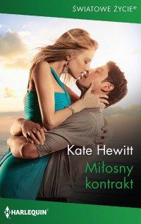 Miłosny kontrakt - Kate Hewitt - ebook