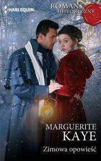 Zimowa opowieść - Marguerite Kaye - ebook