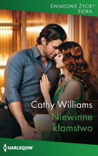 Niewinne kłamstwo - Cathy Williams - ebook