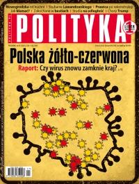 Polityka nr 41/2020 - Opracowanie zbiorowe - eprasa
