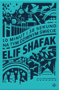 10 minut i 38 sekund na tym dziwnym świecie - Elif Shafak - ebook