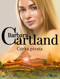 Córka pirata - Barbara Cartland - ebook