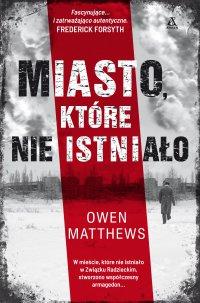 Miasto, które nie istniało - Matthews Owen - ebook