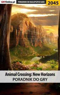 Animal Crossing New Horizons - poradnik do gry - Adam Zechenter - ebook