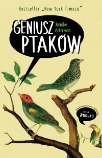 Geniusz ptaków - Jennifer Ackerman - ebook