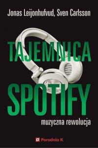 Tajemnica Spotify - Jonas Leijonhufvud - ebook