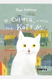 O chłopcu, który był kotem - Paul Gallico - ebook