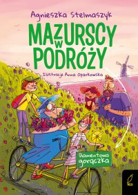 Mazurscy w podróży. Diamentowa gorączka. Tom 4 - Agnieszka Stelmaszyk - ebook