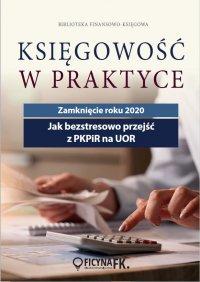 Jak bezstresowo przejść z PKPiR na UOR - dr Katarzyna Trzpioła - ebook