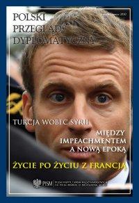 Polski Przegląd Dyplomatyczny, nr 1 / 2020 - Opracowanie zbiorowe - eprasa