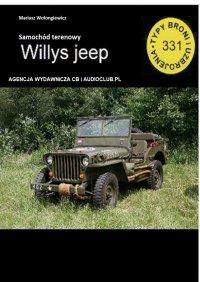 Samochód terenowy Willys jeep - Mariusz Wołongiewicz - ebook