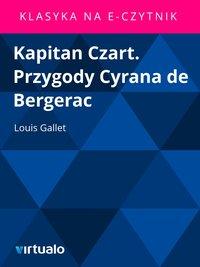 Kapitan Czart. Przygody Cyrana de Bergerac