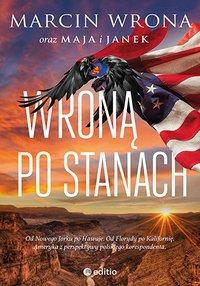 Wroną po Stanach - Marcin Wrona - ebook