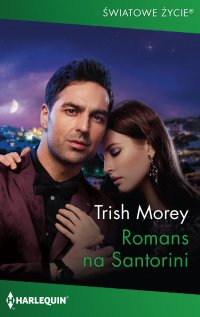 Romans na Santorini - Trish Morey - ebook