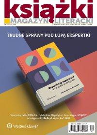 Magazyn Literacki Książki 10/2020 - Opracowanie zbiorowe - eprasa