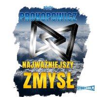 Najważniejszy zmysł - Piotr Prokopowicz - audiobook