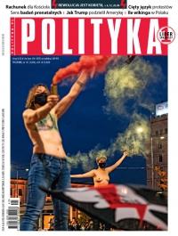 Polityka nr 45/2020 - Opracowanie zbiorowe - eprasa