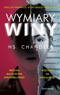 Wymiary winy - H.S. Chandler - ebook