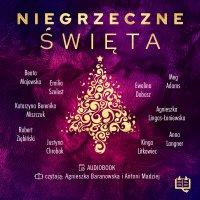 Niegrzeczne święta - Katarzyna Berenika Miszczuk - audiobook