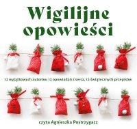 Wigilijne opowieści - Tomasz Betcher - audiobook
