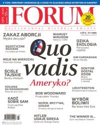 Forum nr 23/2020 - Opracowanie zbiorowe - eprasa