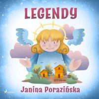 Legendy - Janina Porazinska - audiobook