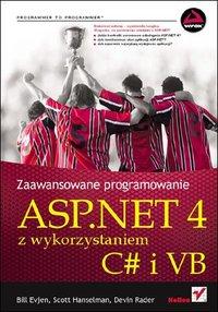 ASP.NET 4 z wykorzystaniem C# i VB. Zaawansowane programowanie - Bill Evjen - ebook