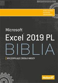 Excel 2019 PL. Biblia - Michael Alexander - ebook