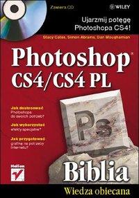 Photoshop CS4/CS4 PL. Biblia - Stacy Cates - ebook