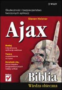 Ajax. Biblia - Steve Holzner - ebook