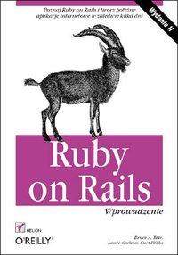 Ruby on Rails. Wprowadzenie. Wydanie II - Bruce Tate - ebook