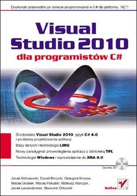 Visual Studio 2010 dla programistów C# - Jacek Matulewski - ebook