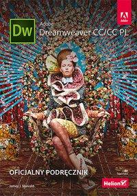 Adobe Dreamweaver CC/CC PL. Oficjalny podręcznik - James J. Maivald - ebook