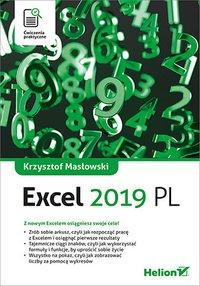 Excel 2019. Ćwiczenia praktyczne - Krzysztof Masłowski - ebook